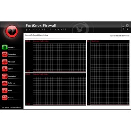 FortKnox Personal Firewall - lifetime license for 3PC