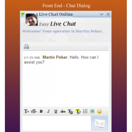 WP EasyChat Live Chat