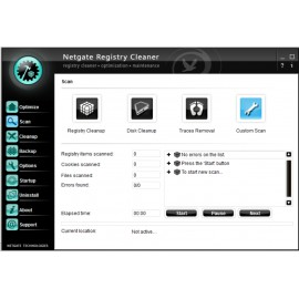 NETGATE Registry Cleaner - for 5PC - USB key